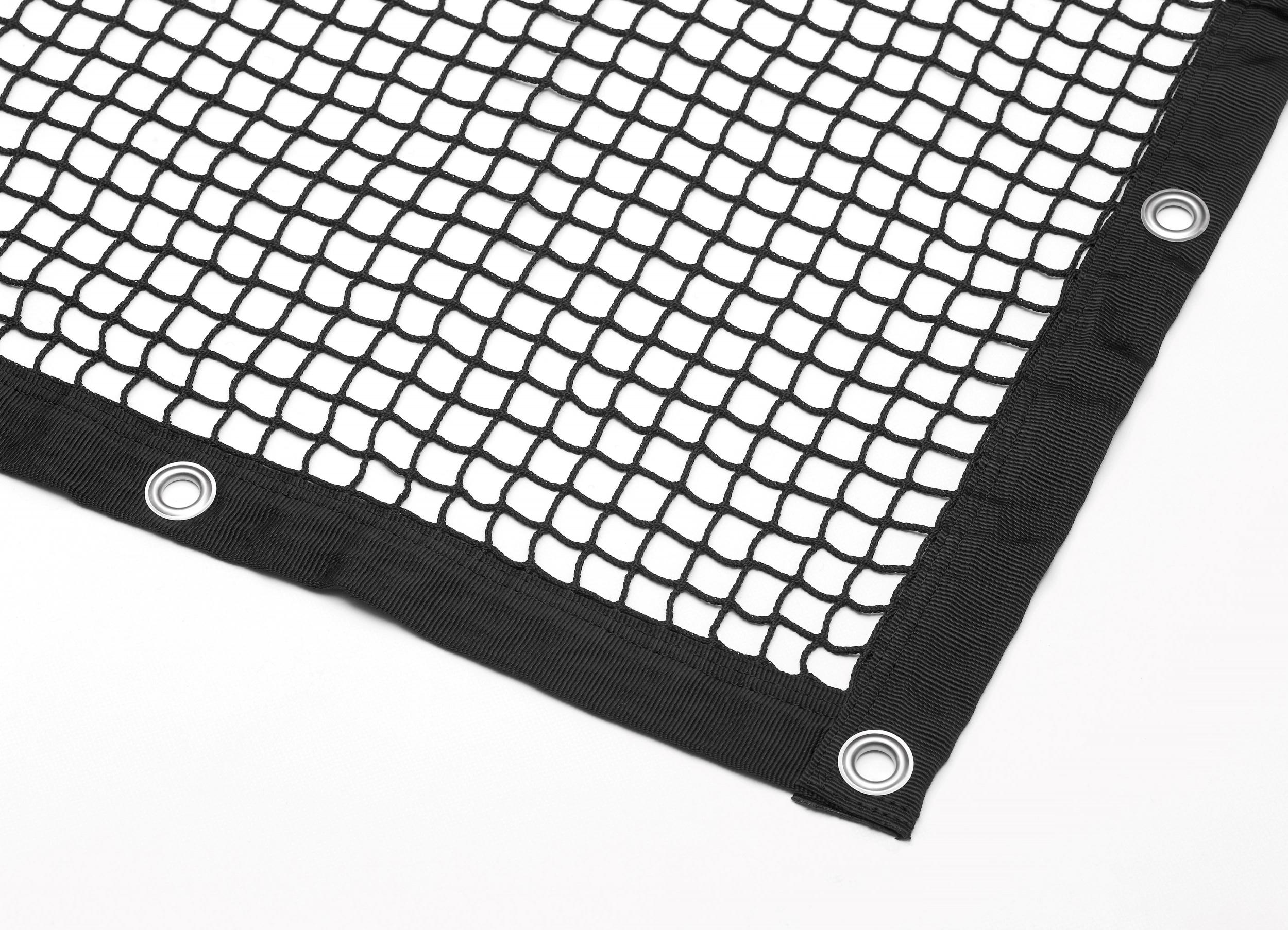 gurtbandeinfassung mit sen schutznetze24. Black Bedroom Furniture Sets. Home Design Ideas