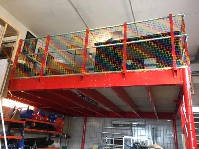 Schutznetz Etagenbett : Hochbett sicherheitsnetz per m² nach maß schutznetze24